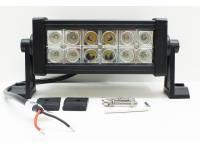 Фара светодиодная CH008 36W 12 диодов по 3W комбинированный свет