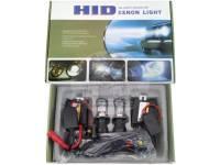 Комплект ксенона HID 2106 H4 8000К пластмасовый цокль 162
