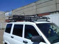 Багажник на УАЗ Патриот Люкс 2014