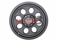 Диск колесный литой FS3 черный 5x139.7 8xR16 d108.2 ET-18 PDW