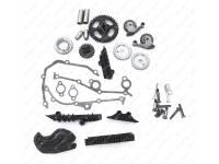 Ремкомплект привода ГРМ ЗМЗ-409051,409052 ZMZ-PRO УАЗ ПРОФИ (409051-3906625-00)